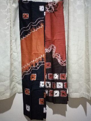 Kain Batik Jumputan Sasirangan 2x1 M #fave777888