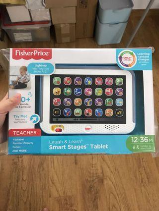 🚚 Fisher-Price Laugh and Learn Smart Stages Tablet
