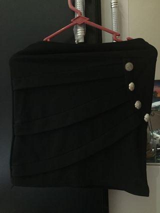 Black Miniskirt #maudandan