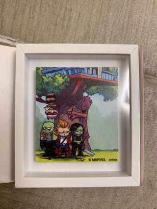 Marvel frame magnet Guardians of the galaxy 星際特攻隊
