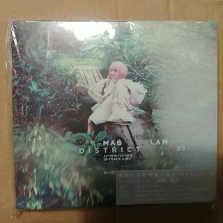 林欣彤 MAG LAM DISTRICT 23 CD+DVD 全新未拆