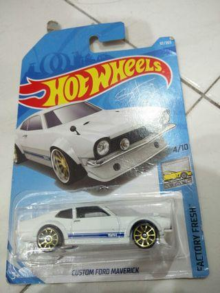 Hotwheels Ford Maverick #Carouselland