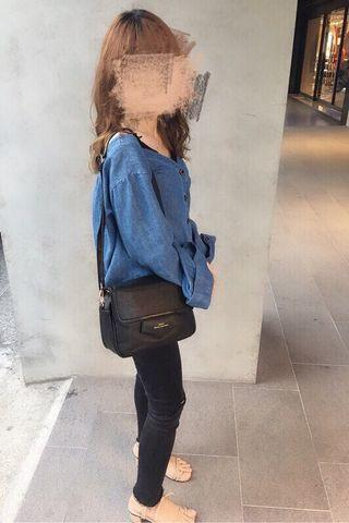 韓國肩背包