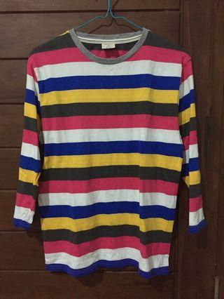 Rainbow Stripes T-Shirt 🌈
