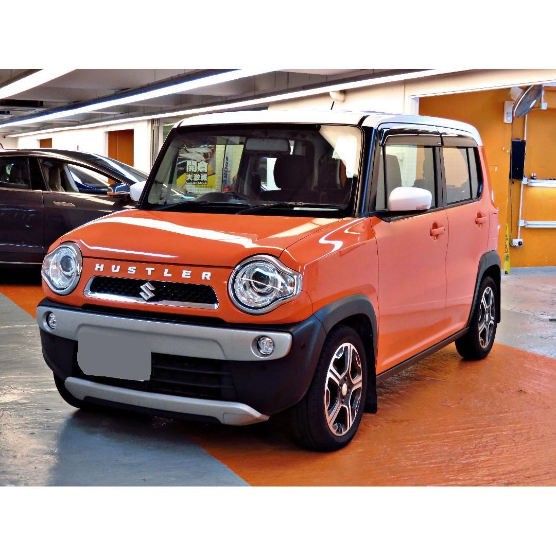 2016 Suzuki HUSTLER