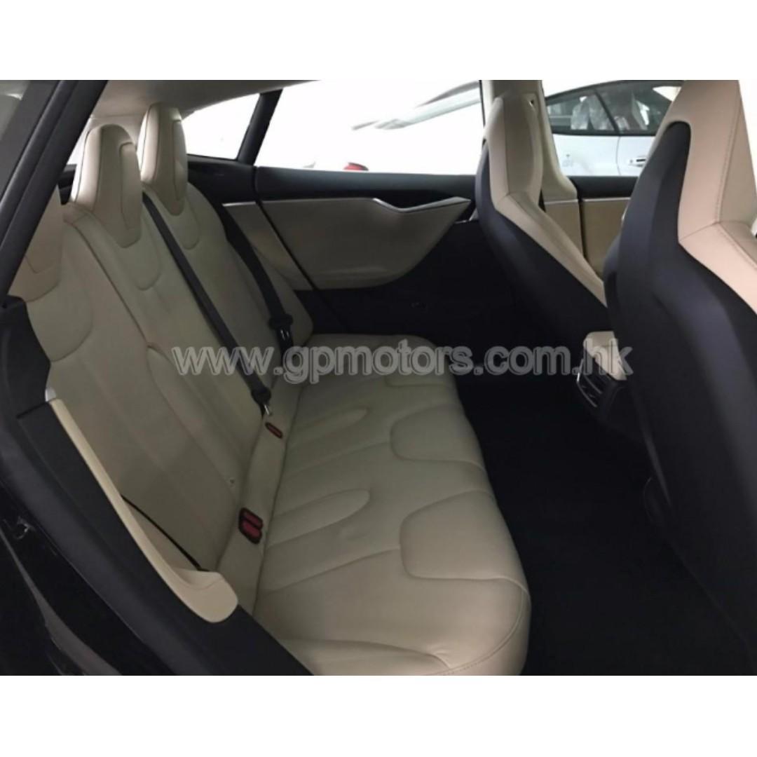 特斯拉 Model S P85 (Code 3662)
