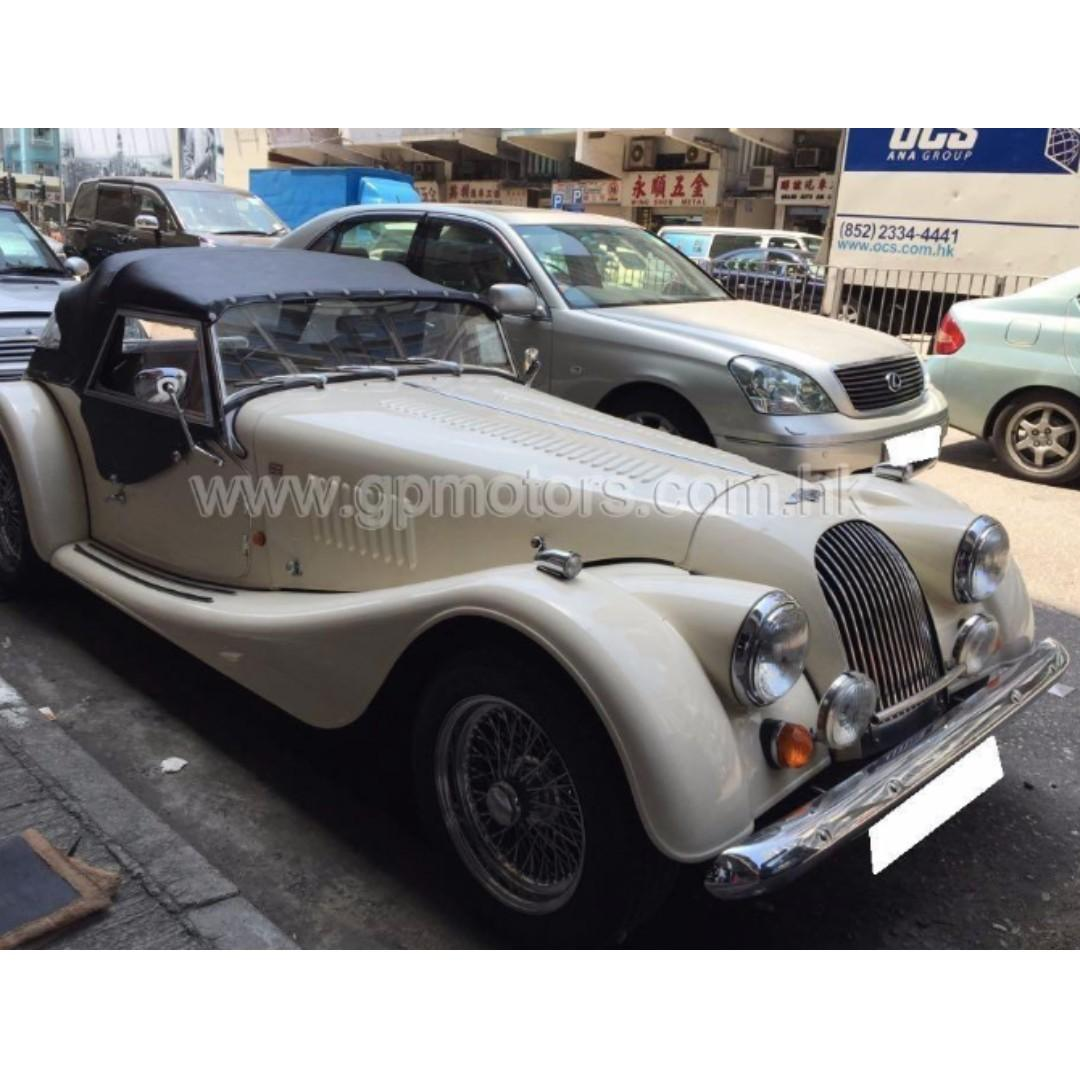 (價錢面議)Morgan Plus 4 Roadster (Code 3658)