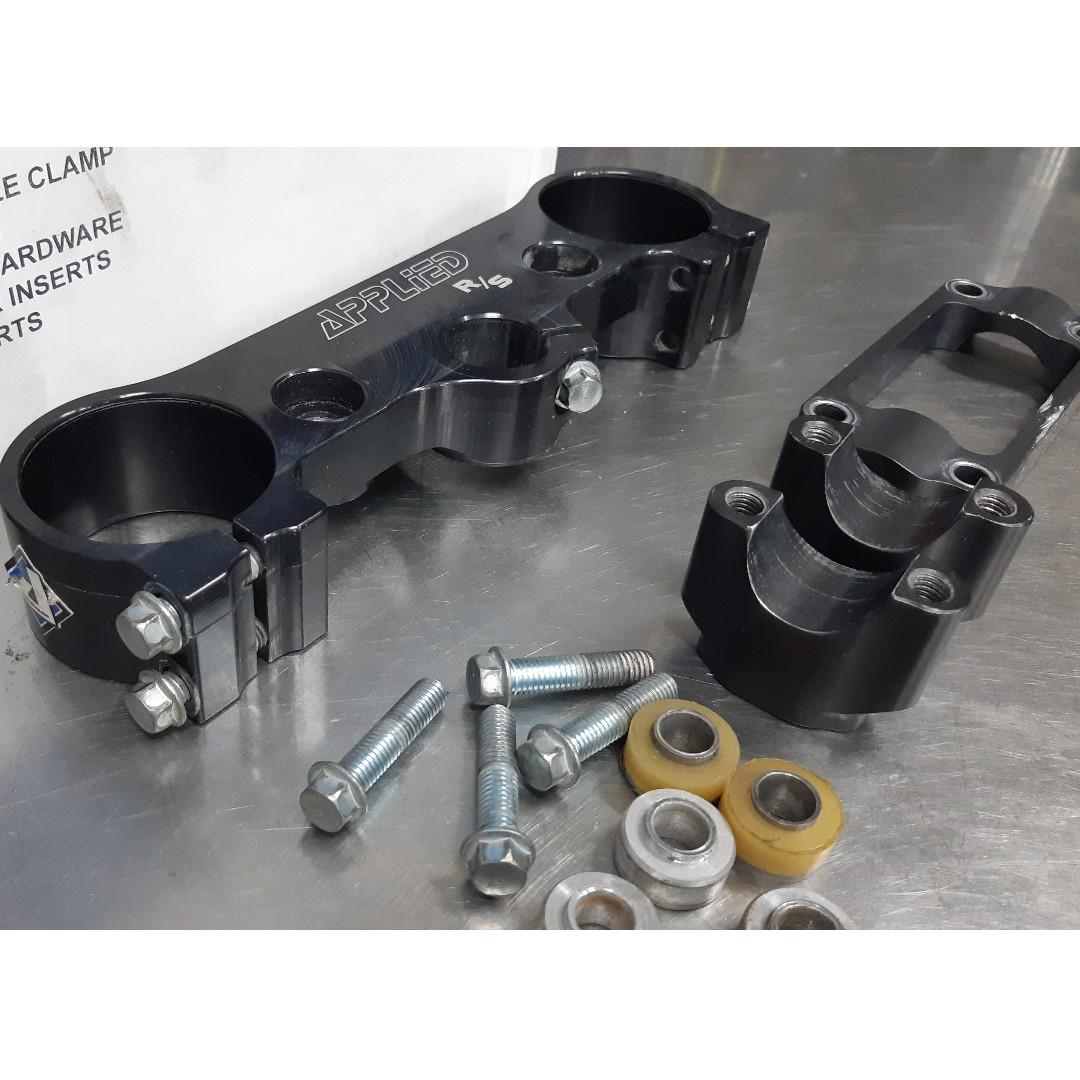 APPLIED TOP TRIPLE CLAMP KIT