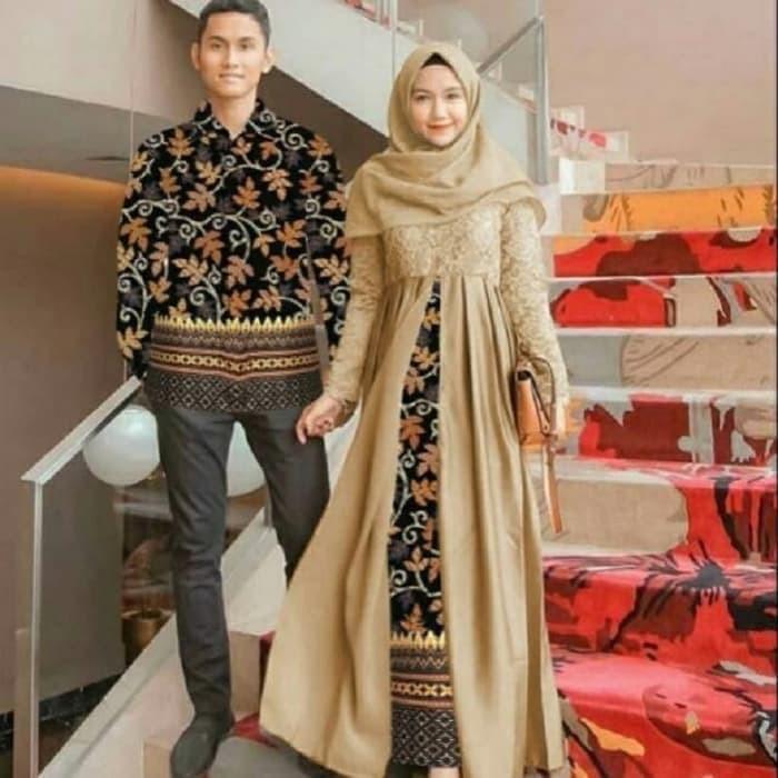 Baju Couple Sarwendah Mocca