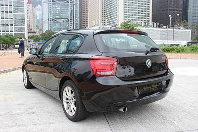 BMW 118I 2012