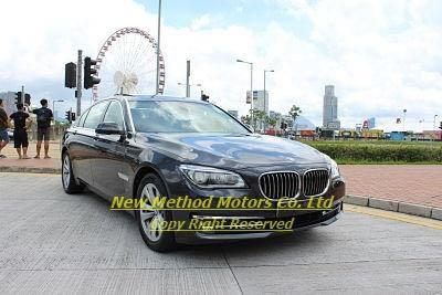 BMW 730LD (DIESEL) 2014/2015