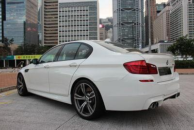 BMW M5 DCT 2011/2012