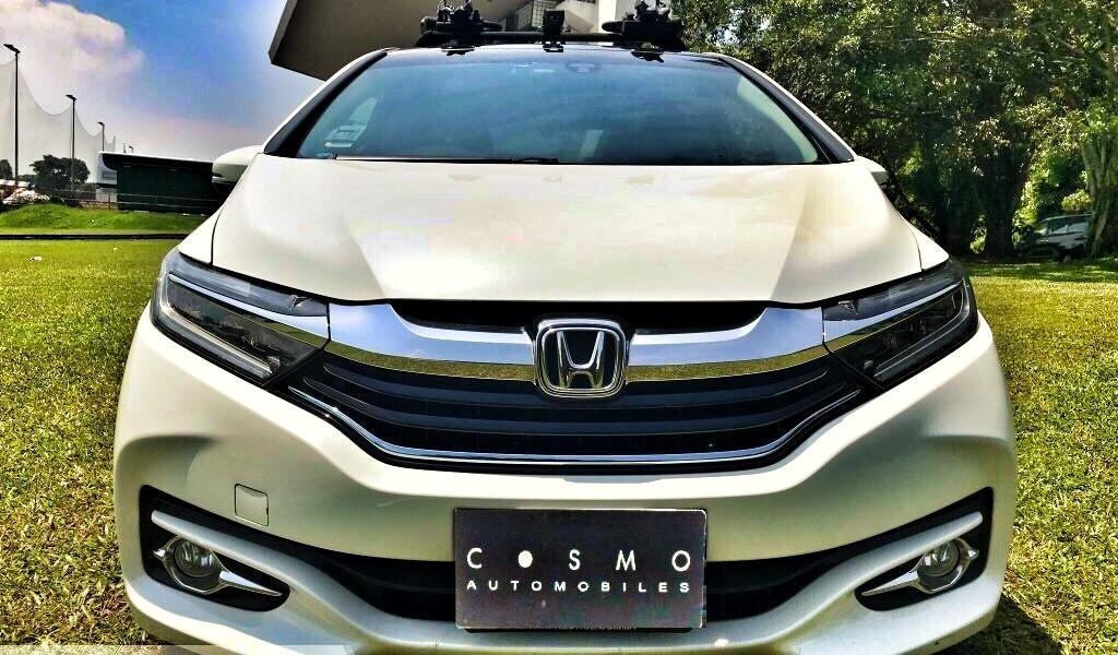 Brand New Honda Shuttle 1.5 Petrol