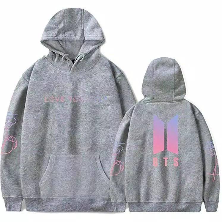 BTS Love Yourself Sweater Kpop Hoodie Unisex