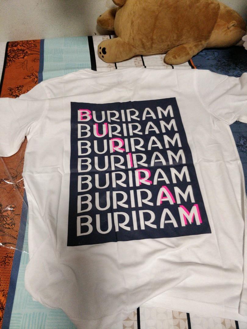 Buriram united tee shirt thai football