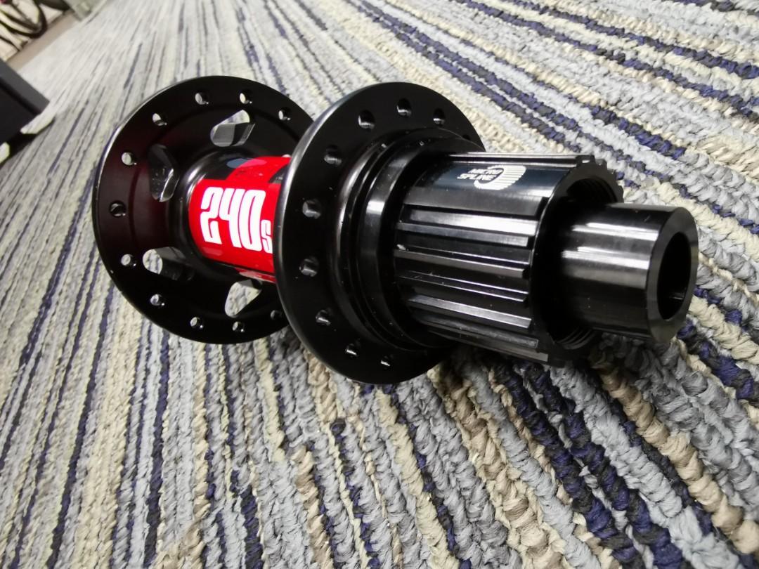 Dt Swiss 240s boost micro spline