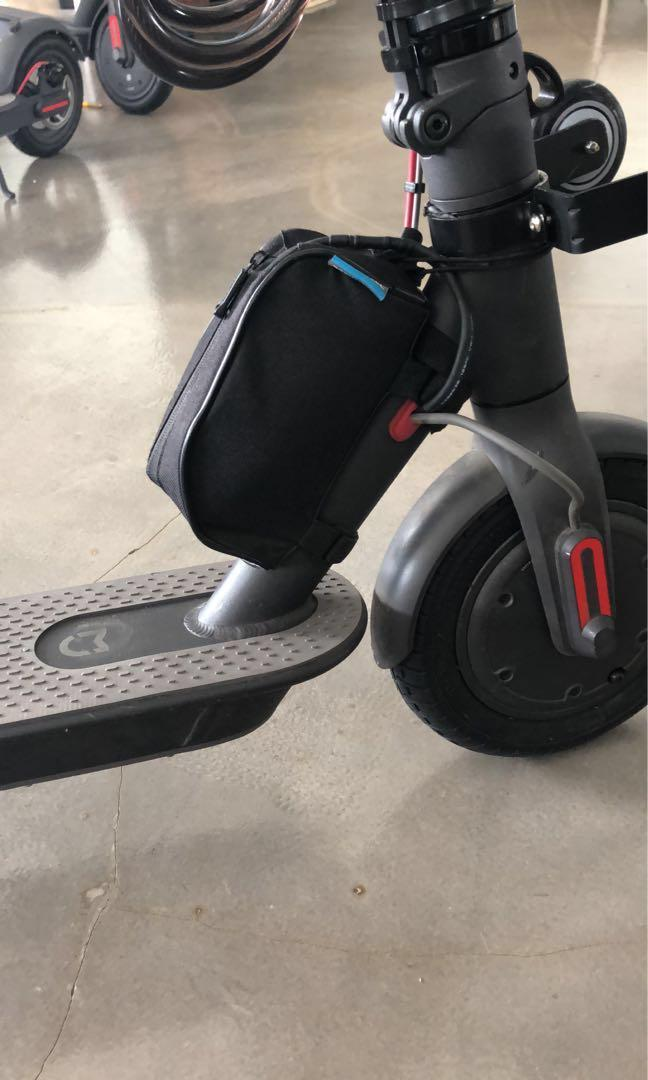 External Battery w/bag (for Xiaomi M365), Bicycles & PMDs