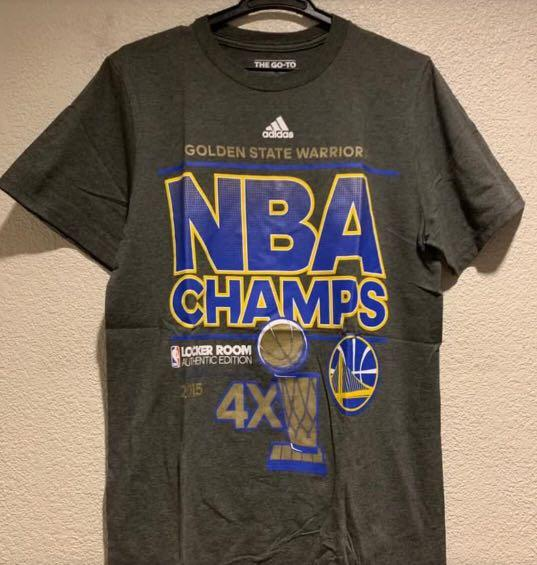 buy popular 94668 f3fa6 Golden State Warriors Championship Shirt on Carousell