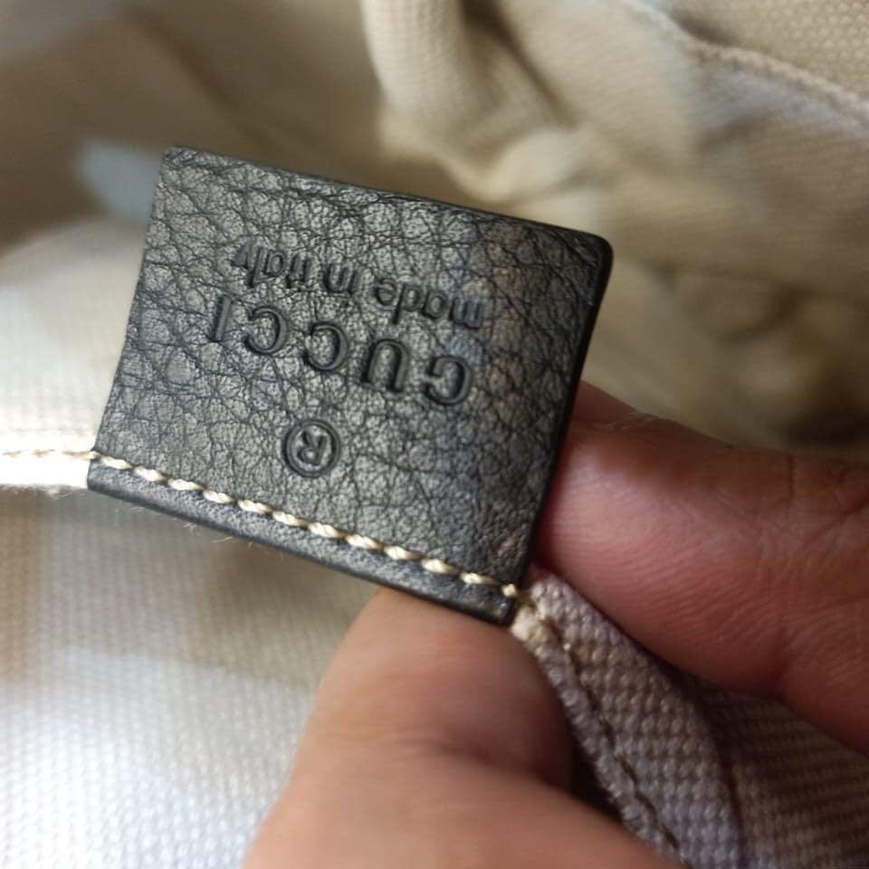 Gucci Disco ori leather made in italy Complete sett & like neww bingitssss 😍