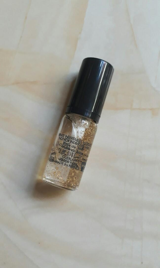 Guerlain Paris L'or Radiance Concentrate With Pure Gold Makeup Base