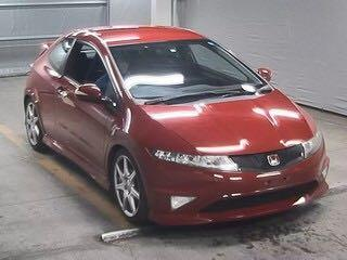 HONDA CIVIC TYPE-R EURO FN2 2010