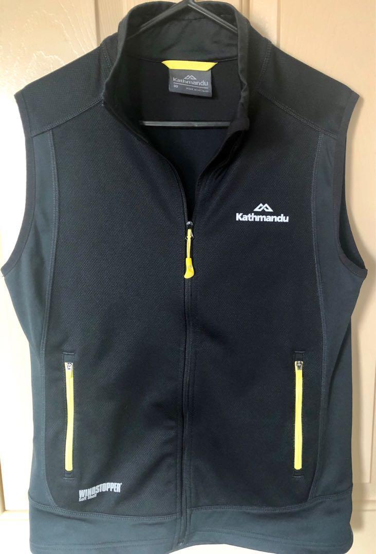 Kathmandu Women's Soft Shell Windstopper Jacket And Vest NEW.