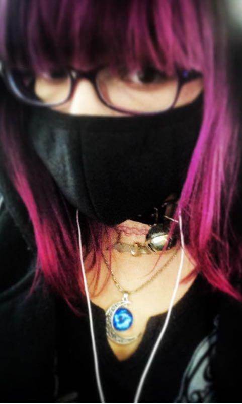 Korean Favorite Black Mask