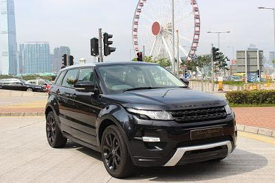 LAND ROVER EVOQUE SI4 2011