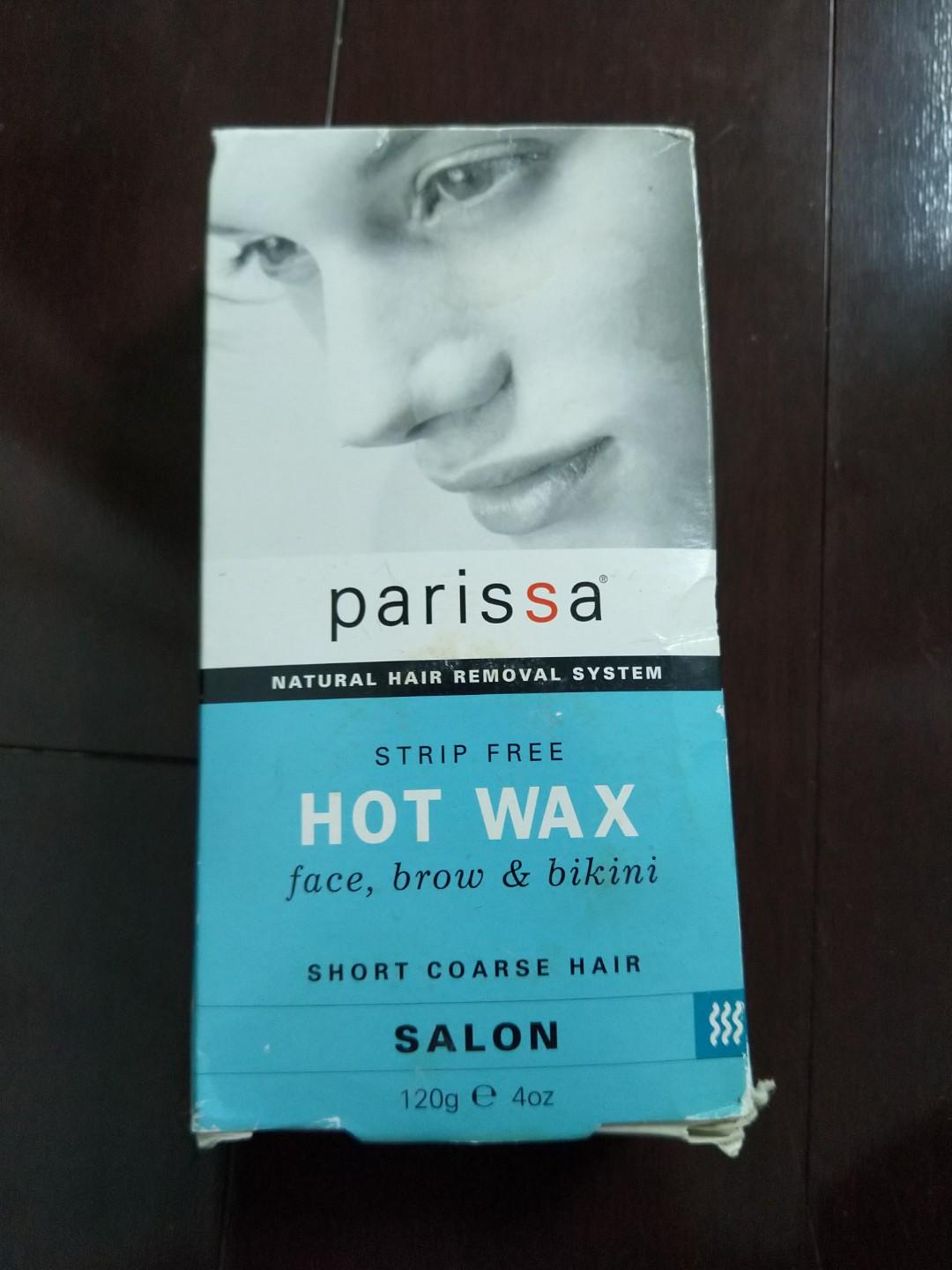 Larissa Strip Free Hot Wax - Face, Brow, Bikini (BRAND NEW)