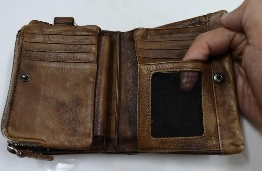 Lether Wallet