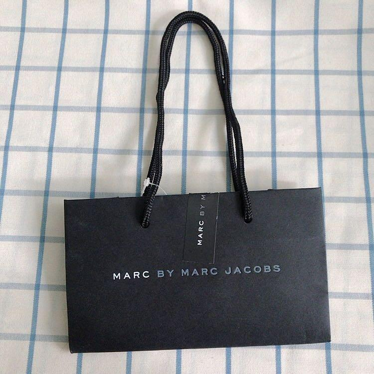Marc jacobs 紙袋