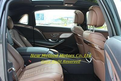MERCEDES-BENZ MAYBACH 2015