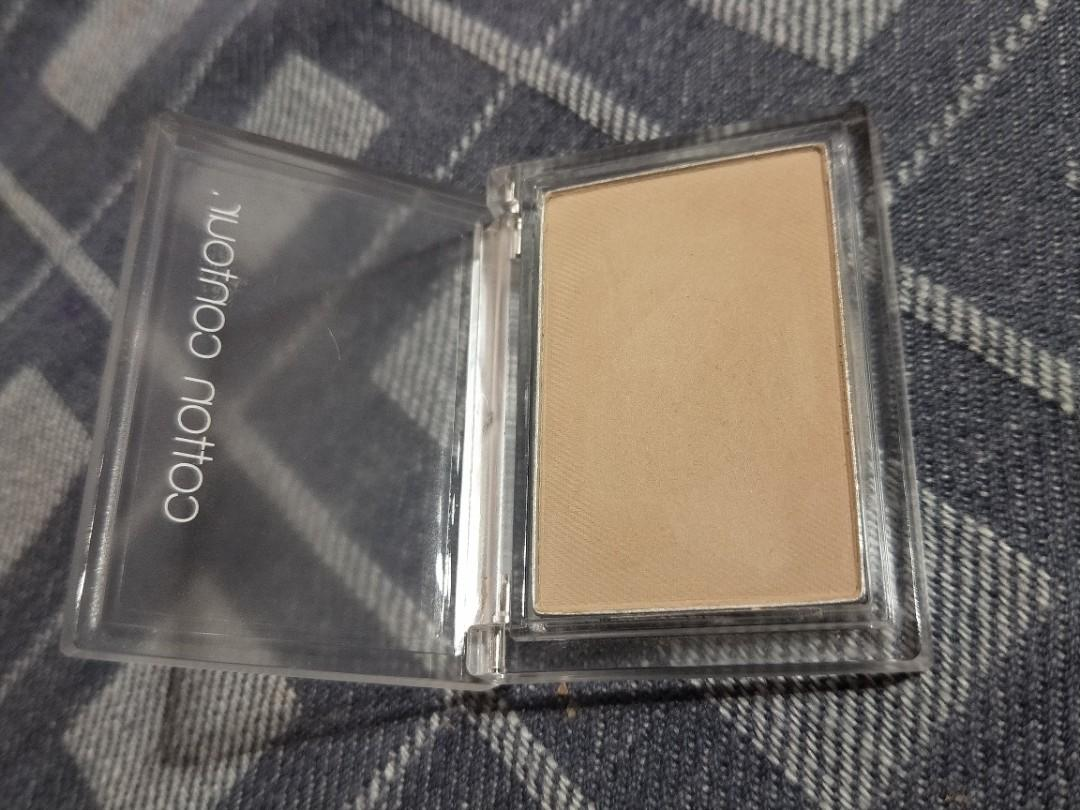 Missha cotton contour smoked hazel