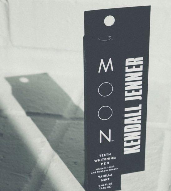 Moon Oral Care By Kendall Jenner Teeth Whitening Pen And