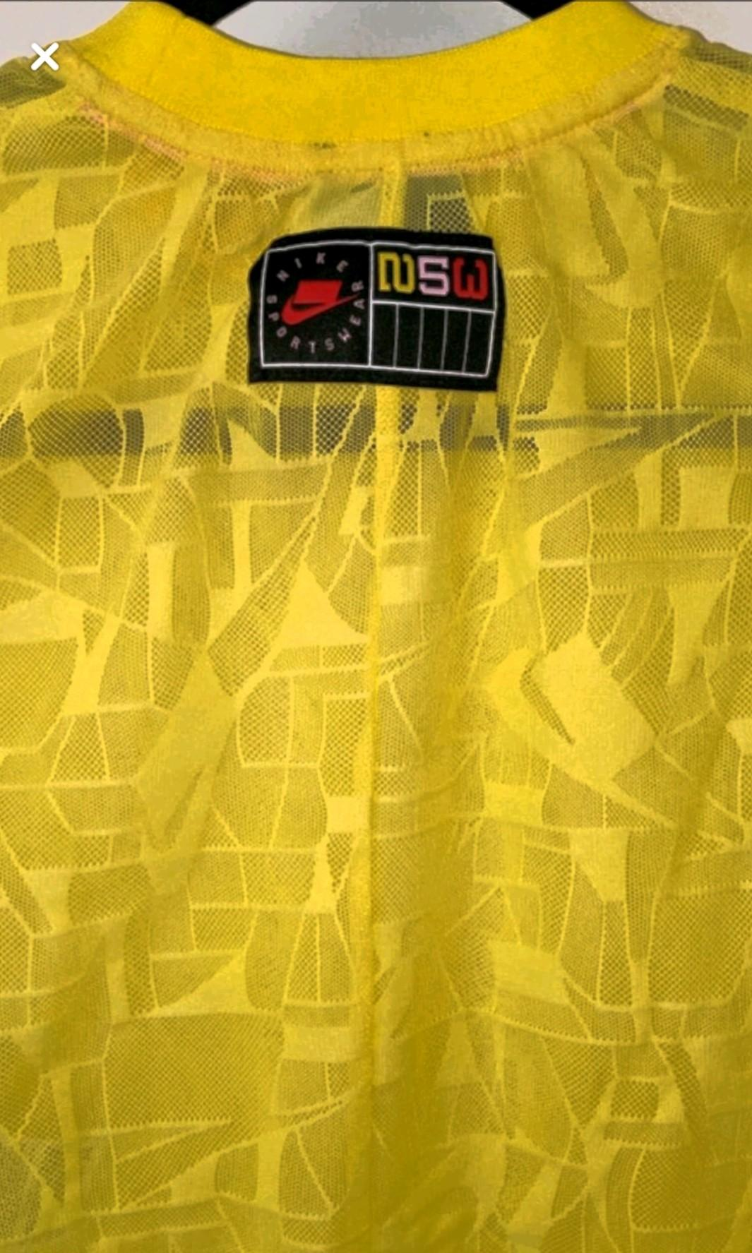 MWT Nike NSW Mesh bodysuit!
