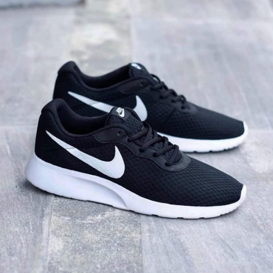 Nike Tanjun Black White