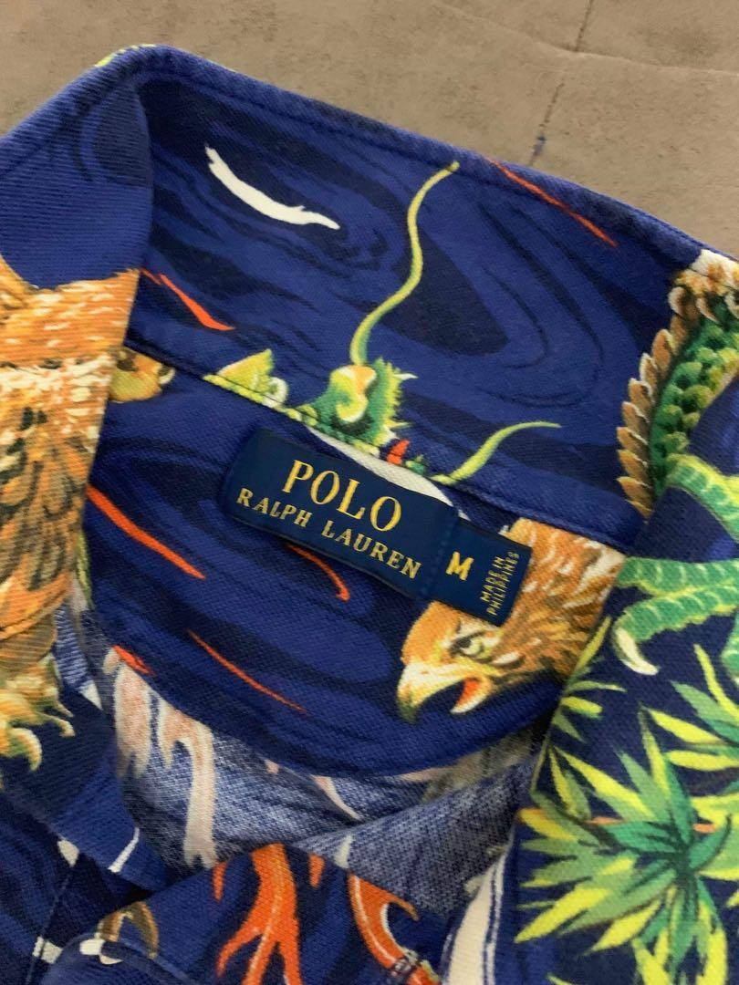 Polo On Year Limited Authentic Chinese New Ralph Carousell Lauren N8nwm0