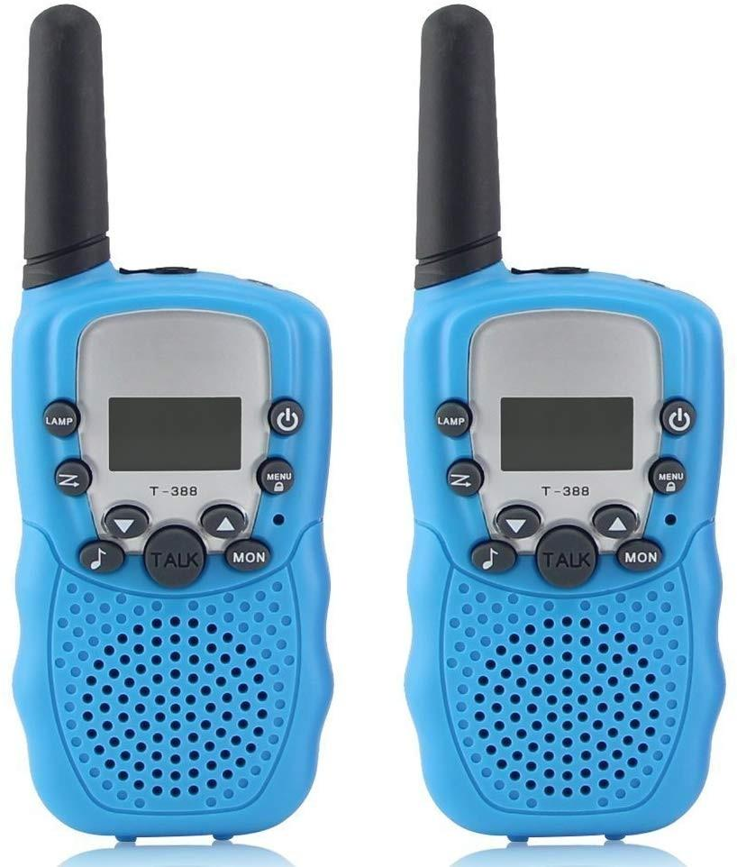 322 Portable Walky Talky for Kids- Long Range 1 8 Mile Two