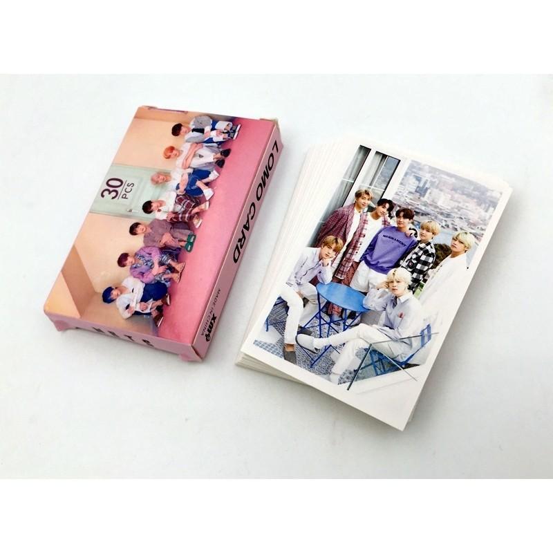 ❤️READY STOCK❤️ BTS PERSONA Lomo Card 30pcs Jungkook Jimin Suga V JHope Jin