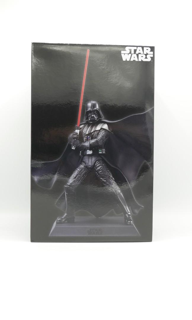 日本直送全新star war Darth Vader黑武士figure