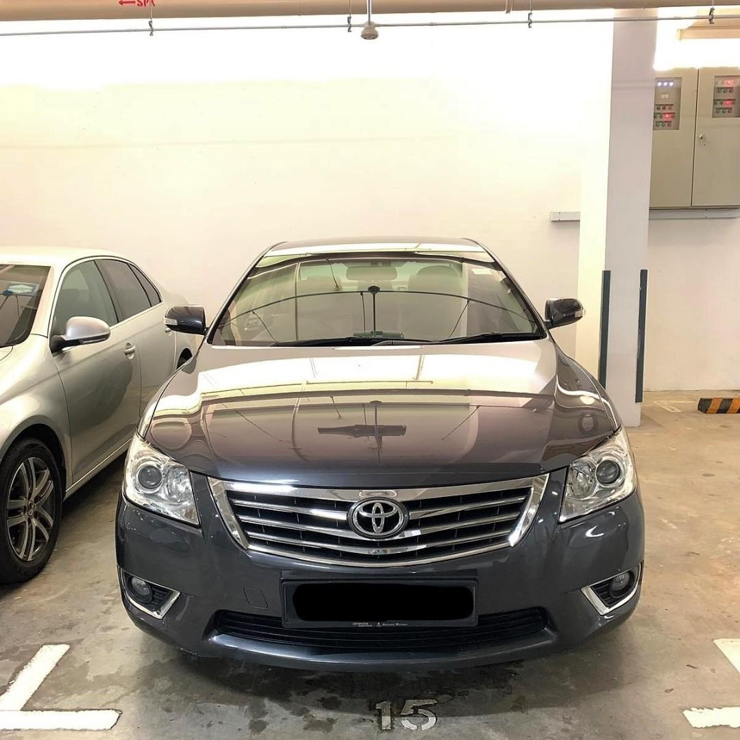Toyota Camry 2.4A For PHV Go Jek Grab/Personal Use Cheap Car Rental