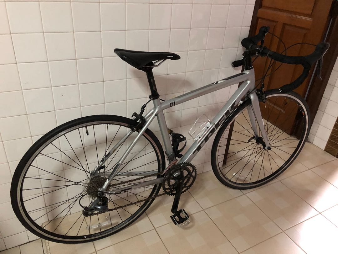 TREK 1 1 size 50 road bike (price negotiable for serious buyer)