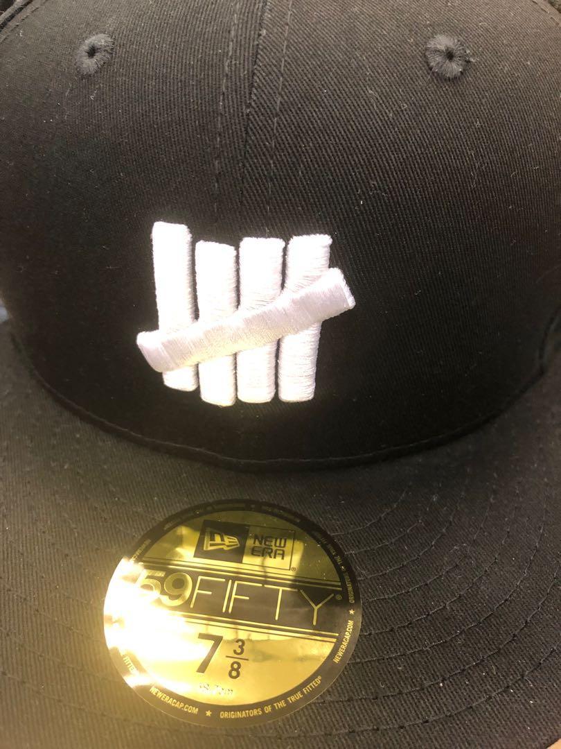 undefeated new era cap