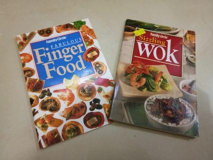Langsung dpt dua : Fabulous Finger Food dan Sizzling Wok