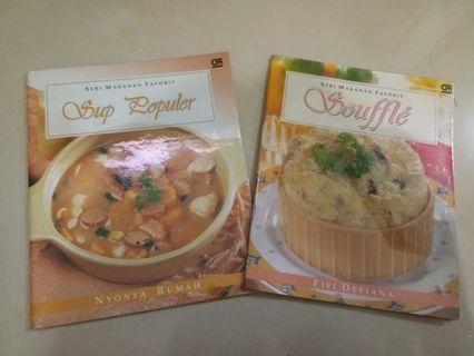 Langsung dpt dua: Souffle dan Sup Favorit