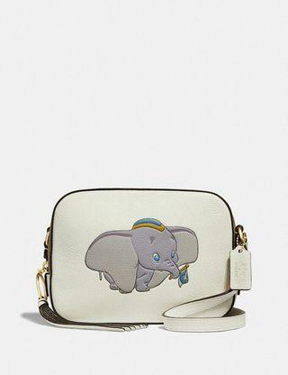 6月超特價👏值得入手✈蔻馳Disney x Coach Camera Bag With Dumbo