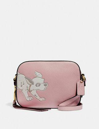 6月超特價👏值得入手✈蔻馳Disney x Coach Camera Bag With Dalmatian