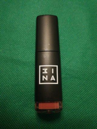 3INA The Longwear Lipstick超印色染唇釉