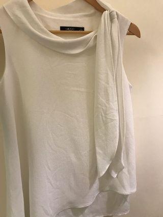 G2000 white blouse