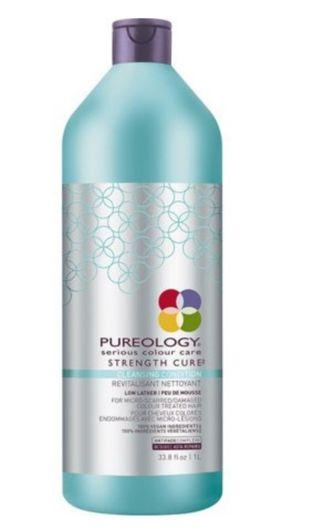 Brand New Pureology Strength Cure Cleansing Condition